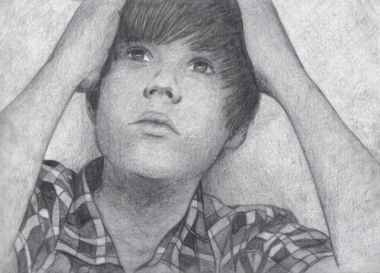 Justin Bieber por zuzia483